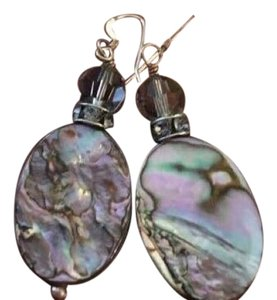 Other Sterling Silver & Abalone Shell Earrings