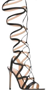 Gianvito Rossi Black Sandals
