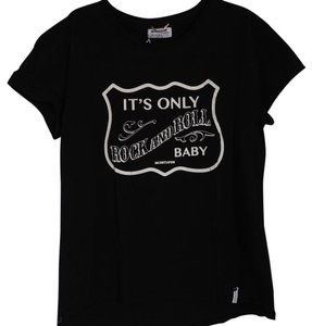 One Teaspoon T Shirt Black