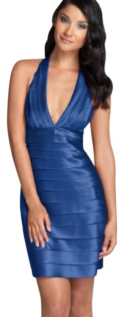Preload https://img-static.tradesy.com/item/20729949/bcbgmaxazria-blue-tier-short-cocktail-dress-size-0-xs-0-1-650-650.jpg