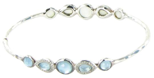Preload https://img-static.tradesy.com/item/20730008/ippolita-blue-topaz-diamond-mother-of-pearl-sterling-silver-stella-bangle-double-tiara-mop-bracelet-0-1-540-540.jpg