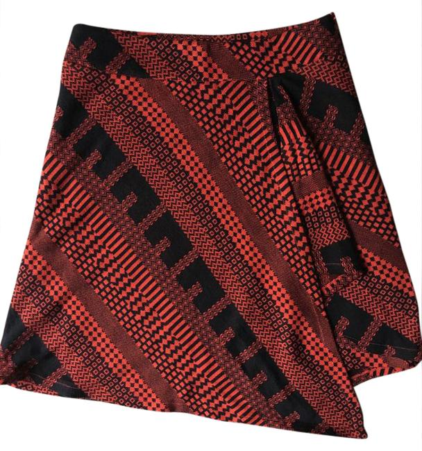 Preload https://img-static.tradesy.com/item/20730010/red-and-black-unsymmetrical-abstract-print-knit-miniskirt-size-8-m-29-30-0-1-650-650.jpg