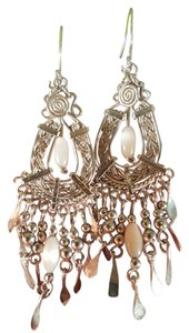 Other Vintage Bohemian hand Crafted Earrings Hook Style From Peru