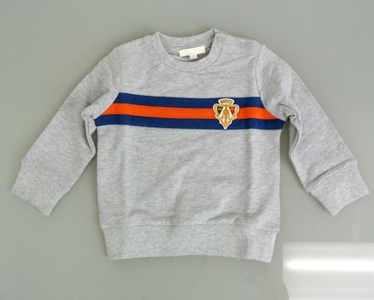 Preload https://img-static.tradesy.com/item/20730113/gucci-gray-hysteria-kids-long-sleeve-sweatshirt-whysteria-crest-3-6-month-265541-groomsman-gift-0-0-540-540.jpg