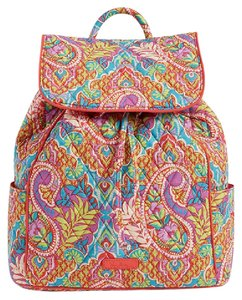 Vera Bradley Quilted Handsfree Backpack