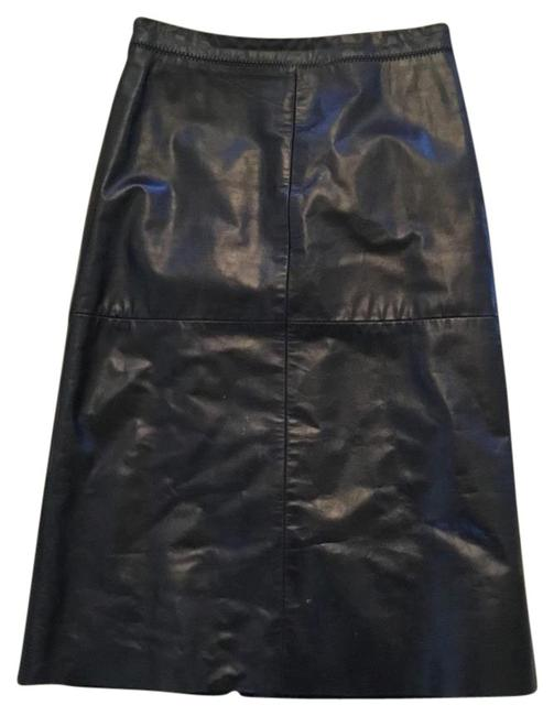 Gap Skirt Black