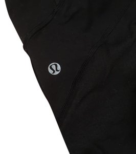 Lululemon black and pink Leggings