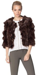 Anthropologie Fox Fur Fox Fur Coat