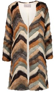 Tart Collections Faux Fur Fur Coat