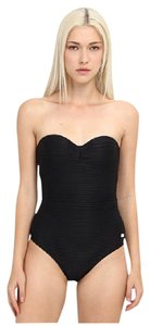 Emporio Armani Emporio Armani Pliss One-Piece Swimsuit