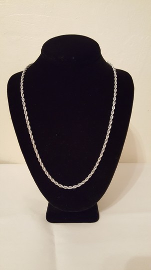 Other ** NWT ** STAINLESS STEEL ( 4 MM /men's ) ROPE CHAIN / 24