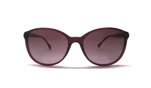 Chanel CH 5207 Beautiful Round Dark Red Chanel Sunglasses -Free Shipping