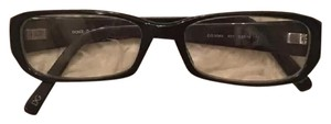 Dolce&Gabbana Dolce and Gabbana Black Frame Reading Glasses