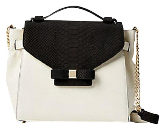 Preload https://img-static.tradesy.com/item/20730635/kate-spade-montrose-place-saydie-cement-black-pebbled-cowhide-with-embossed-snake-leather-satchel-0-1-540-540.jpg