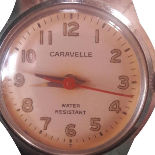 Caravelle CARAVELLE Vintage Womens N3 Stretch Watch