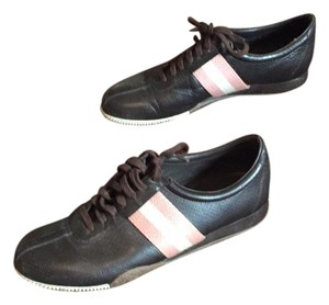 Bally brown w/ dusty rose and light pink Athletic