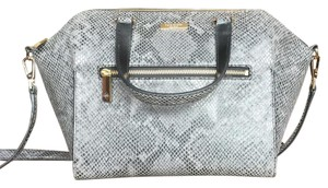 Kate Spade Satchel in gray and Black