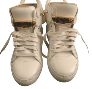 Buscemi Sneakers New Design White Athletic