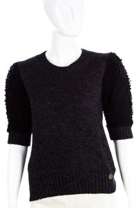 See by Chloé Chloe Wool Mohair Knit Sweater