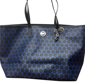Michael Kors Tote in black and navy