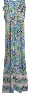 multi colored Maxi Dress by Lilly Pulitzer