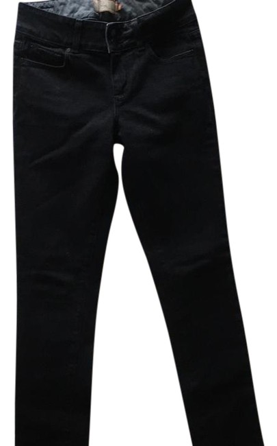 Paige High Waisted Flattering Skinny Jeans-Dark Rinse