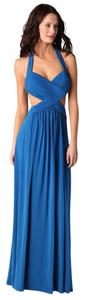 BCBGMAXAZRIA Formal Gown Prom Formal Maxi Cutout Dress