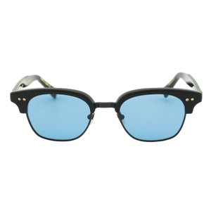 Dita Eyewear New DITA Statesman Two DRX-2051 Black Titanium Japan Sunglasses