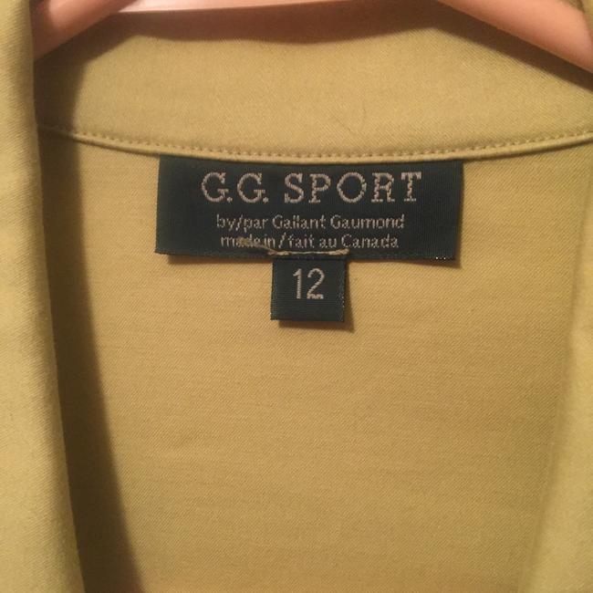 G.G. Sport by Gallant Gaumond Jacket
