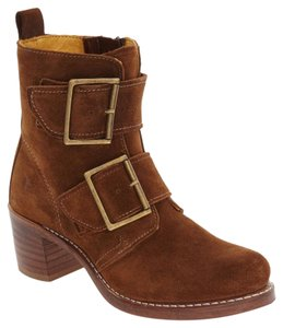 Frye New Wood oiled Suede Boots