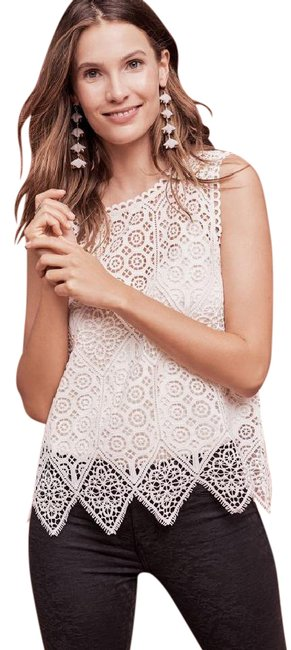 Preload https://img-static.tradesy.com/item/20731420/anthropologie-ivory-lacework-shell-by-deletta-new-with-xs-tank-topcami-size-2-xs-0-1-650-650.jpg