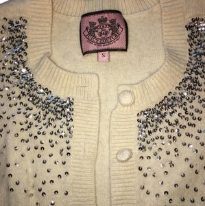 Juicy Couture Juicy Sweater Juicy Cashmere Couture Cardigan