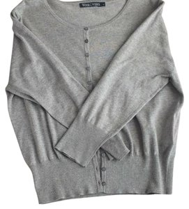 woolovers Cardigan Classic Sweater
