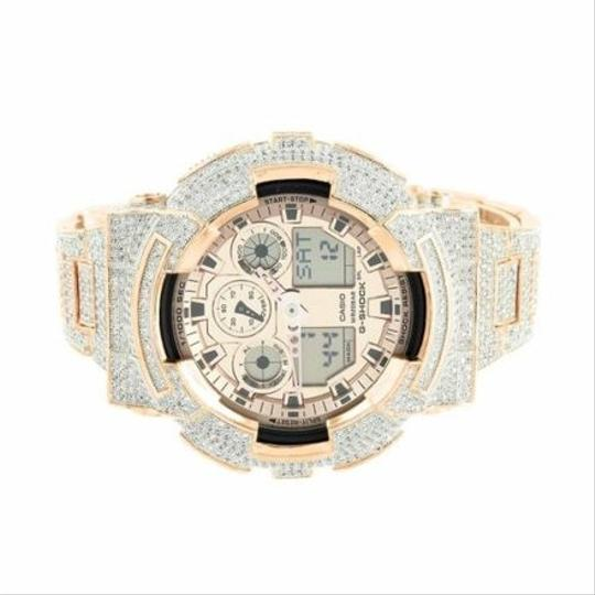 Preload https://img-static.tradesy.com/item/20731533/g-shock-rose-gold-tone-cz-iced-out-digital-analog-ga100gd-9a-watch-0-0-540-540.jpg