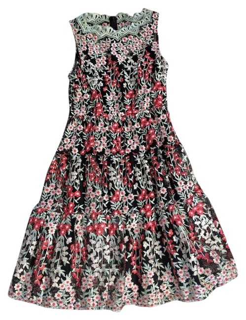 Preload https://img-static.tradesy.com/item/20731628/hd-in-paris-floral-anthropologie-embroidered-emilia-mid-length-cocktail-dress-size-0-xs-0-1-650-650.jpg
