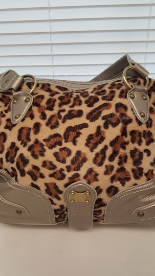 Other Satchel in leopard print