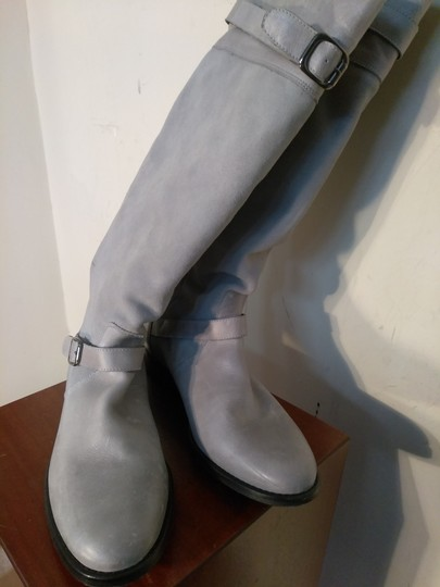 Candela Light gray Boots
