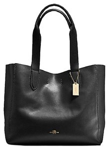 Coach 58660 Sold Out Valentine's Day Tote in Black