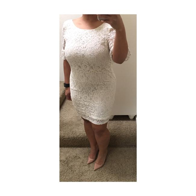 Preload https://img-static.tradesy.com/item/20731959/tulle-lace-short-casual-dress-size-12-l-0-0-650-650.jpg