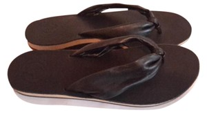 Cape cod shoe supply co. Black Sandals