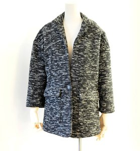 Anthropologie grey Jacket