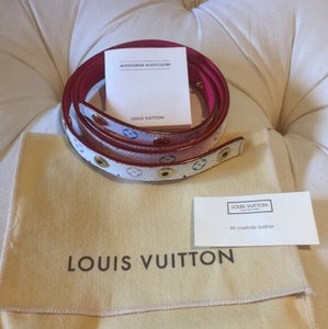 Louis Vuitton Louis Vuitton snap belt