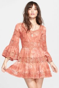 Free People short dress Sunrise Combo on Tradesy
