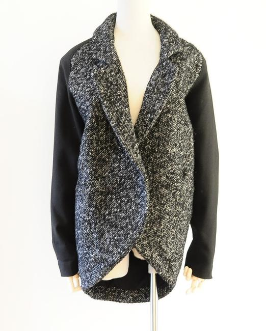 Preload https://img-static.tradesy.com/item/20732136/funktional-black-tweed-boucle-color-spring-jacket-size-2-xs-0-1-650-650.jpg