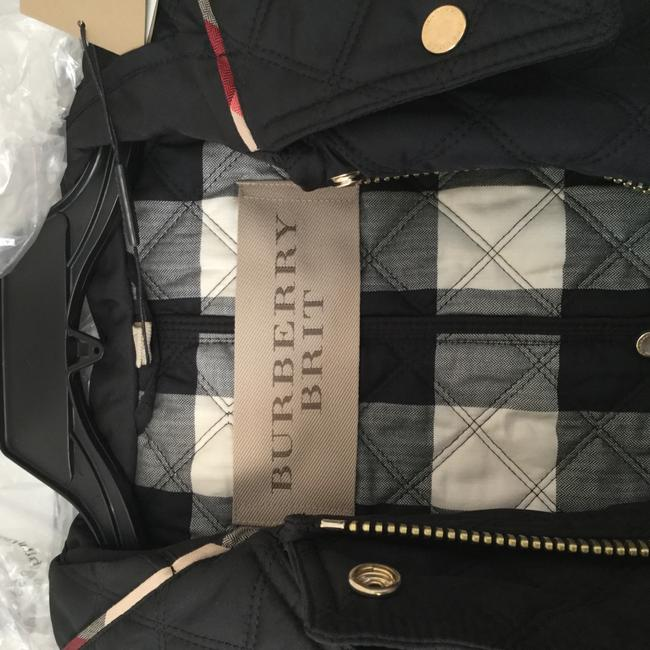 Burberry Brit Jacket Trench Coat