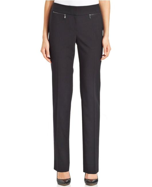 Preload https://img-static.tradesy.com/item/20732194/nine-west-women-s-black-bi-stretch-zippered-pocket-size-12-l-32-33-0-0-650-650.jpg