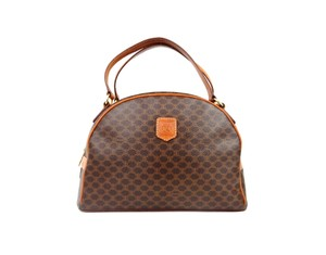 Céline Macadam Doctor Tote in Brown