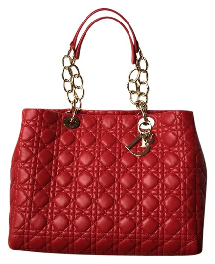 Preload https://img-static.tradesy.com/item/20732450/dior-soft-shopping-red-lambskin-tote-0-1-540-540.jpg