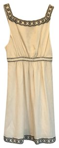 Susana Monaco short dress cream on Tradesy