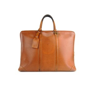 Louis Vuitton Briefcase Laptop Business Leather Laptop Bag
